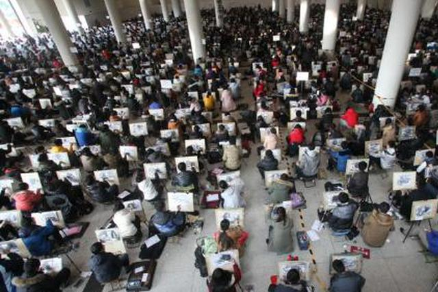 2020年高考省外院校在皖设点艺考31日报名启动