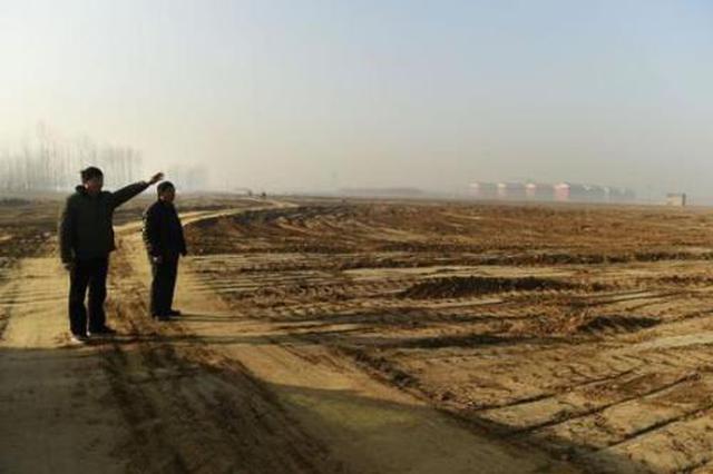 霍邱县将为合肥市 有偿补充耕地5337亩