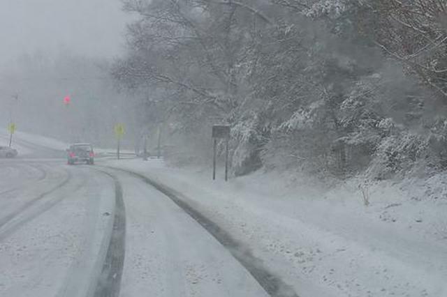 """春运路上雨雪""""添堵"""" 南方将有明显降水"""