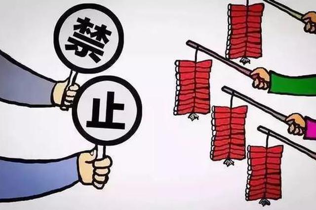 安徽省多地发出倡议:春节不燃放烟花爆竹