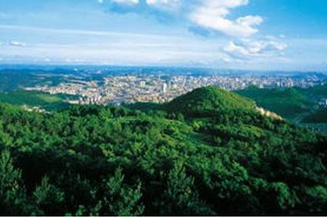 今年安徽计划完成人工造林60万亩 创建国家森林城市1个