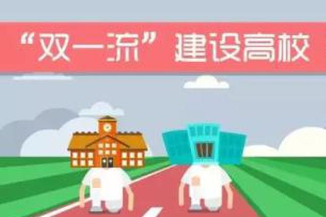 芜湖市5所高校51个专业 入选一流本科专业建设点