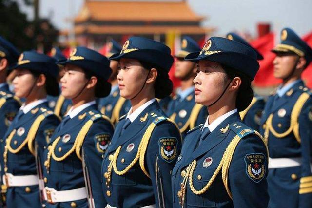 2020年女兵征集工作全面展开 年龄放宽至23周岁