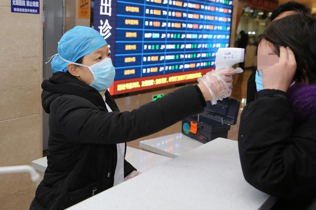 中科大附一院近两千医务工作者 坚守疫情防控一线