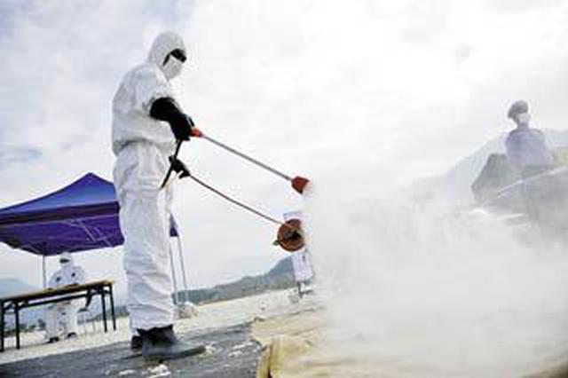 受疫情影响合肥至武汉部分高铁停运
