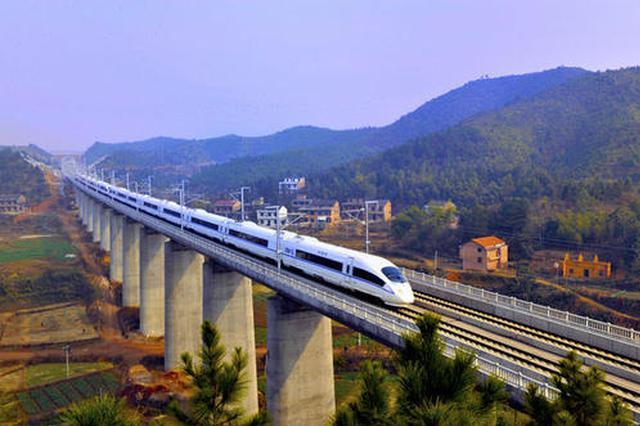 铁路等部门保障春节期间客流物流安全顺畅
