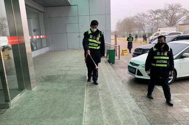 安徽省高速服务区多举措强化新型冠状病毒防控