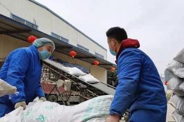 亳州:全力支持组织推动企业复工复产