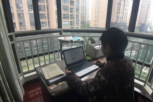 """芜湖市全面启动在线学习 """"停课不停学"""""""