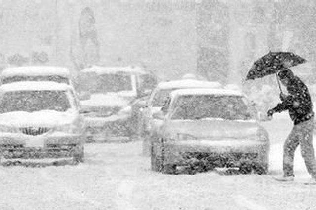 14日起安徽迎来寒潮影响 气温将猛跌10—12℃