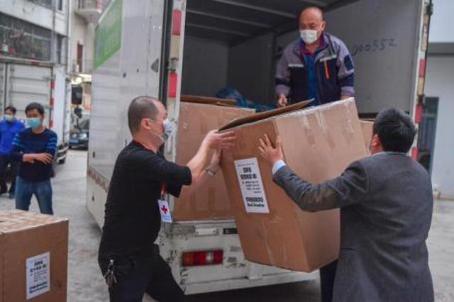 红十字会总会:截至12日17时共接受捐赠款物已逾10亿元