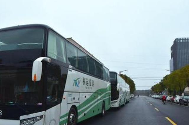 合肥市已组织包车103台次输送2025名农民工返岗复工