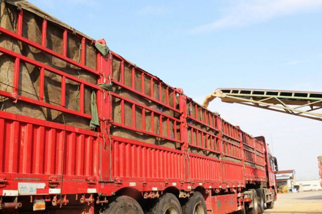 5430吨稻谷定向供应 应急生产医用消毒酒精