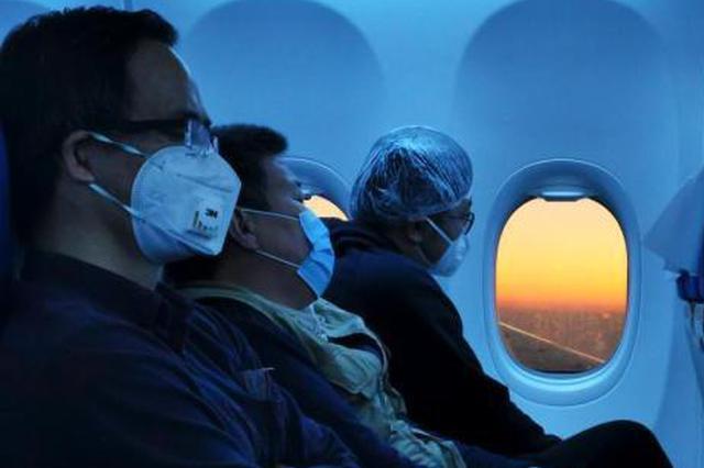 国资委:航空客座率和飞机日利用率下降近一半