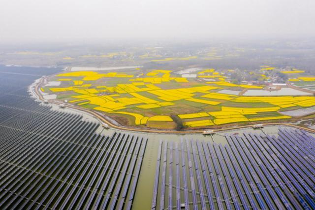安徽新能源消纳创新高 占全省用电负荷48%