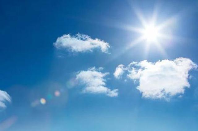 20日前全省以多云天气为主 气温逐步回升