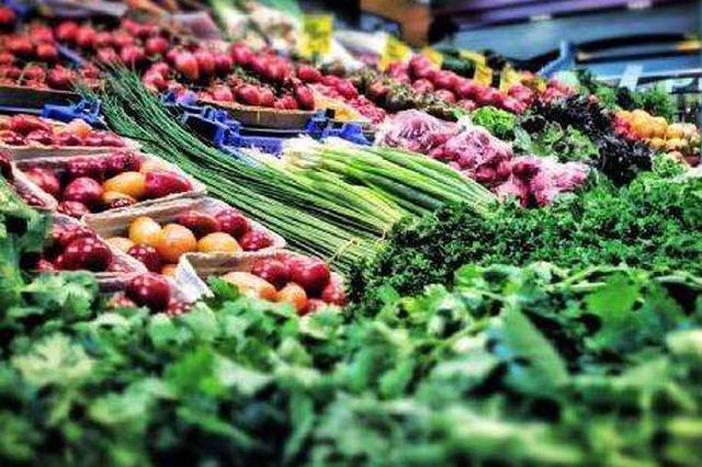 安徽:猪肉价格将逐步回落 蔬菜价格也将有所下降