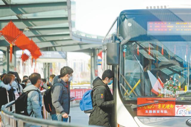 芜湖市城市交通逐步恢复