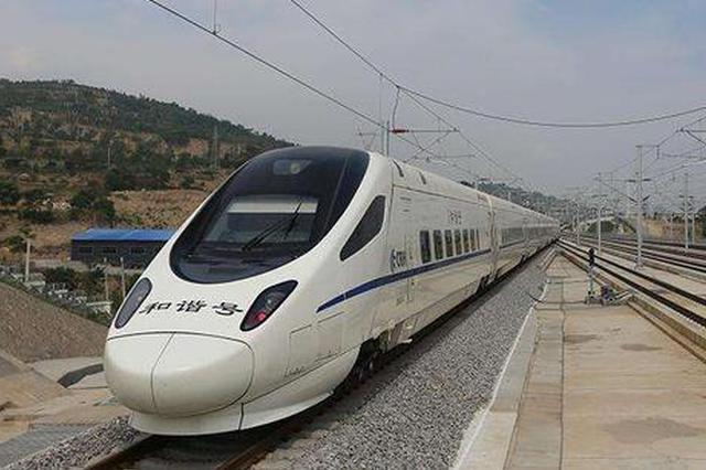 近600名阜阳籍宁波务工人员乘免费高铁专列返岗复工