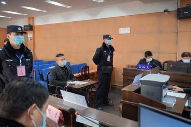 领刑半年 阜阳市首例涉疫情刑事案件当庭宣判
