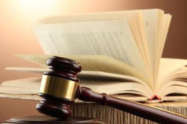 淮南法院启动首起刑事远程视频庭审