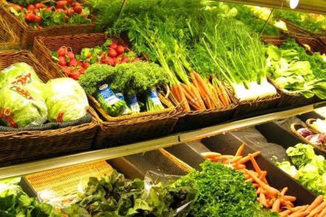 减少排队时间 合肥鼓励大型企事业单位集中采购蔬菜