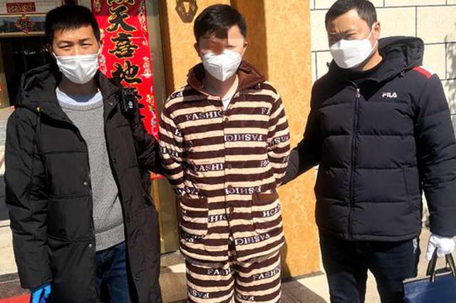 合肥警方成功破获一起哄抬物价非法买卖口罩案件