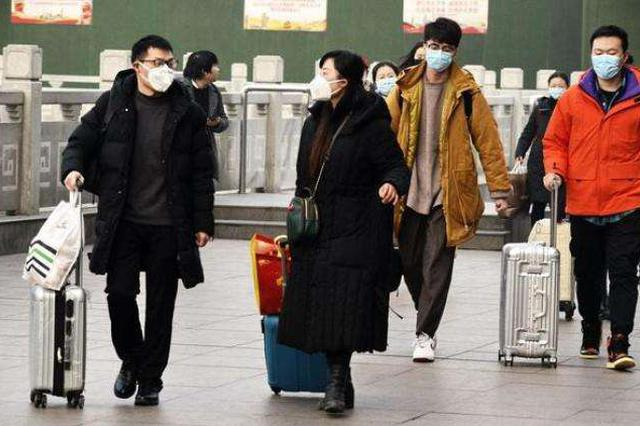安徽省2020年春运结束 客运量下降六成