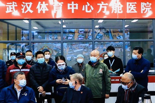我要告诉全世界——世卫组织惊叹中国速度和安徽疗法