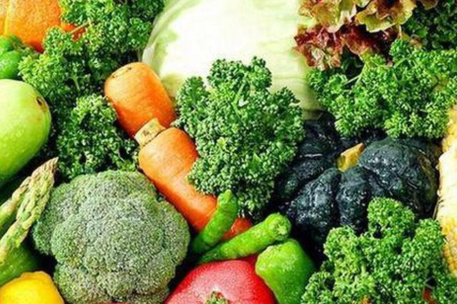 合肥本地蔬菜供应充足 日均供应量超过7300吨