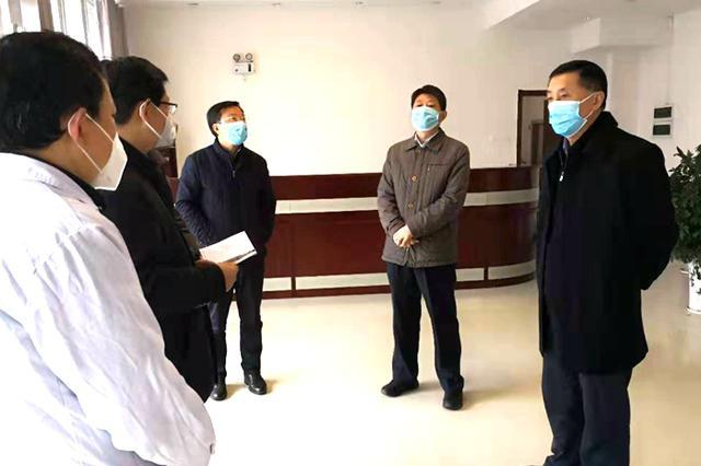 """安徽望江县:""""五联并举""""有序恢复生产生活秩序"""