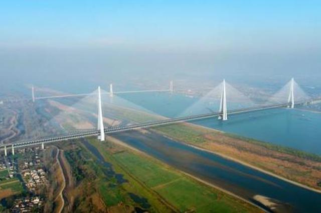 马鞍山将再添一座跨江大桥 效果图来了先睹为快