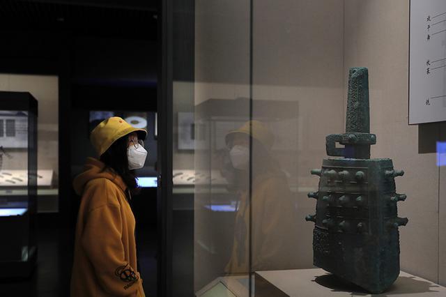 安徽博物院恢复开放