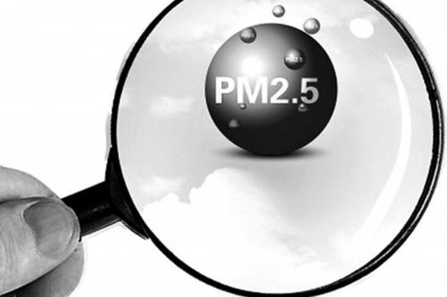 2月安徽省61个县(市)PM2.5浓度排名公布