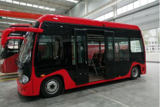 安徽首条5G自动驾驶示范线路将开建