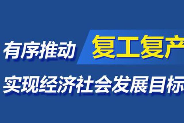 """蚌埠:通关""""零延时"""" 保障企业复工复产"""