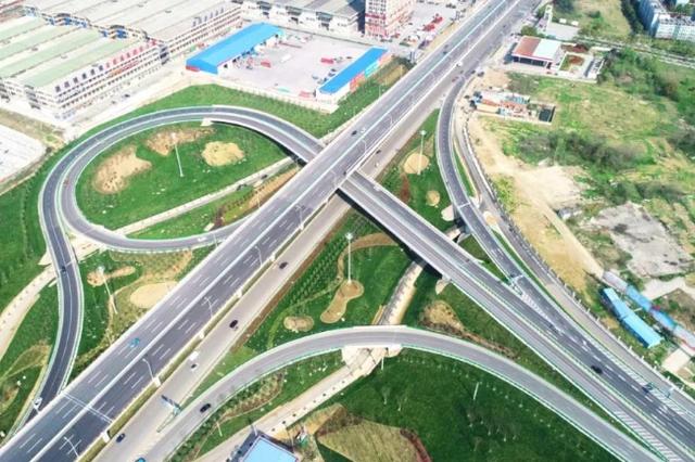 合肥裕溪路高架东延段将放行所有匝道口