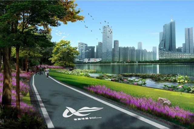 合肥天鹅湖新一轮改造进行中 未来还有改造计划酝酿中
