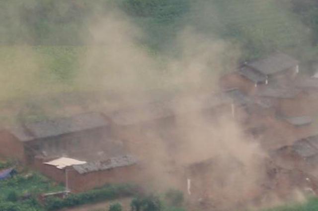 四川石渠县5.6级地震造成4067人受灾