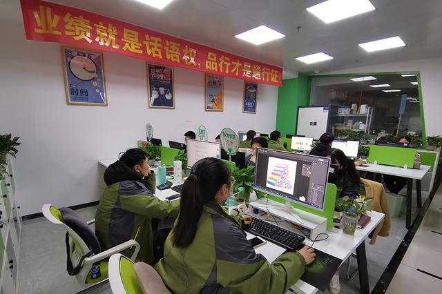 """战""""疫""""求生路:安徽两家小微企业的自救与他援"""