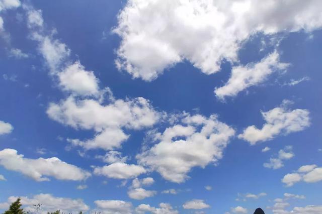 清明期间天气晴好 气温回升