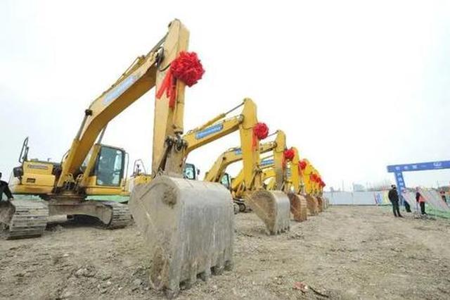 安徽2020年计划安排重点项目6878个