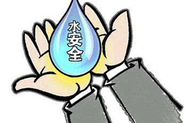安徽固镇:力争6月底前实现农村饮水安全全覆盖
