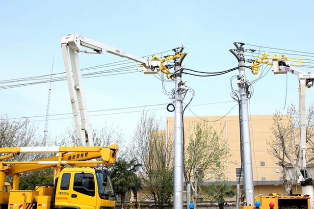 安徽电网首次带电完成负荷切换
