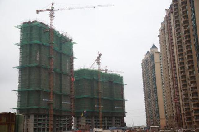 合肥在建房产项目已全部复工