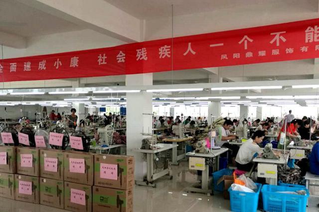 脱贫率达82% 安徽凤阳残疾人脱贫一个都不能少