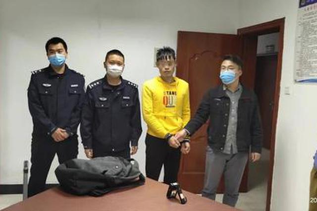 无人机侦查 阜阳警方抓获一名省外逃犯