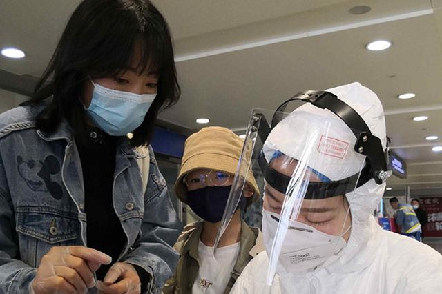 """合肥机场到港旅客可使用""""行程卡""""完成核验"""