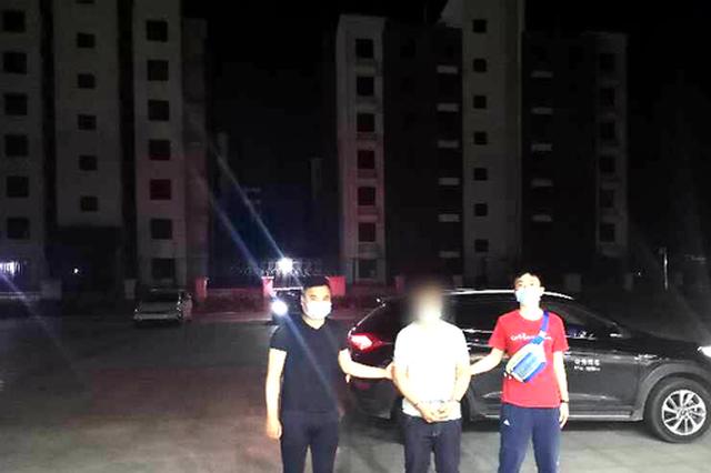 酒后驾车冲卡致交警受伤 合肥男子涉嫌妨害公务被刑拘