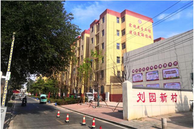 亳州谯城区城镇老旧小区改造民生工程受好评